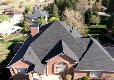 MyRoof Utah GAF Ultra HD Charcoal